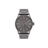 腕時計 ブランドイメージ 耐久性 ニクソン(NIXON)  ニクソンの腕時計、セントリーSSの購入を考えているのですが、時計付きの方から見てニクソンはどのようなブランドイメージを持たれています でしょうか。やは...