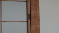TV壁掛け金具のビスについてオススメサイズを教えてください PERLESMITH テレビ壁掛け金具 32-55インチ対応... https://www.amazon.jp/dp/B07Y587JC6?ref=ppx_pop_mob_ap_shareを購入したんですが付属のビスが幅1センチ長さ7センチでした  和室の柱にとりつけるのですがあまりにも太すぎて(涙)  TVは50インチの13キロを...