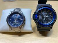 今年度から高校生になるのですが、高校に持っていく腕時計はどっちのほうがいいと思いますか? 僕自身はどちらも良いのですが、日常使いと分けたいので悩んでます。日常用は別にあるのでどっちか余ってしまうので...