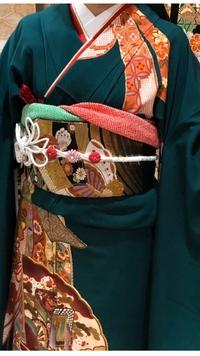 刀剣男士の中で、この振袖の色がイメージカラーの男士はいますか?