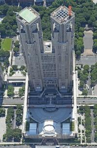 東京都新宿区西新宿にある東京都庁ですが、当時の建設費でおおよそいくらぐらいのお金がかかったのでしょうか。