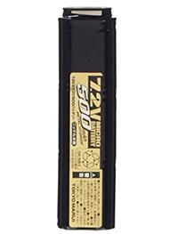 電動ガンmac10のバッテリーは写真のに 東京マルイ 7.2V マイクロ500バッテリー EX 変換アダプターをつければ動作しますか?