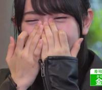 坂道かんたんクイズPart123  この坂道メンバーは、何故泣いているのでしょうか?  正解者には100枚(゚∀゚)