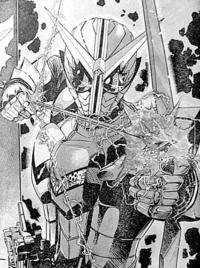 仮面ライダーWの続編漫画「風都探偵」では、「ファングトリガー」という、TVではなかったフォームが登場しましたね。 このまま行ったら、「ファングメタル」なんてのも出るでしょうが、他にどういうのを出してほしいですか? 私は以下の通りですね。  仮面ライダーW ・サイクロンアクセル ・アクセルジョーカー ・サイクロンアクセルエクストリーム ※TVでは架空のフォームとなったが、どんな戦闘をするか見て...