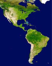 北アメリカと北米、南アメリカと南米っていっしょなんですか?