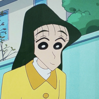 この前クレヨンしんちゃんを見ていて思ったのですが、なぜナナコお姉さんは不思議な髪型をしているのでしょうか?