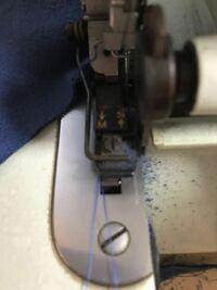 ベビーロックミシン baby lockミシン BL2-208とても古い機種を愛用しております。  押さえにあるⓂ️↓ S↑これは何の機能ですか?