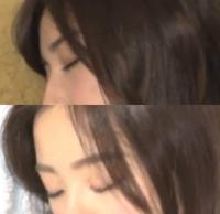 坂道寝顔クイズPart5  画像は、坂道メンバー(当時)、同期2人の寝顔です  上下それぞれ、誰でしょうか?  正解者には500枚(゚∀゚)