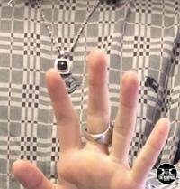 THE RAMPAGEの山本彰吾さんのかけているこのネックレスって、わかる方いますか?