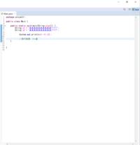 """Eclipse IDEを用いて画像のソースコードを実行したところ, """"true""""の結果が出ました。 String型の値評価はequalsメソッドなどを使わなければ正しい結果が出ないはずなのにこのような結果になったのはな..."""