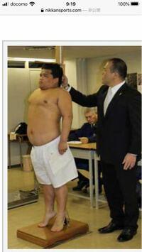 相撲取りの体格の審査基準は167㎝以上という事ですが、これもありですか?