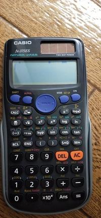 【関数電卓のxの打ち方】 カシオのfx-375ESを使用しています。 一次方程式を作りたく、xを未知数と置きたいのですがどのボタンだか分かりません。 どなたか教えていただけますか。