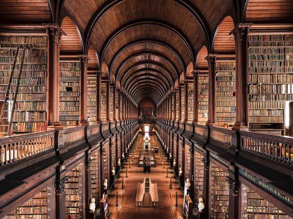 この図書館はどこですか?