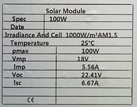 電気 ソーラーパネル ポータブル電源 発電 このポータブル電源に ◆enkeeo◆https://www.amazon.co.jp/gp/product/B07MSHTZYG/ref=ppx_yo_dt_b_asin_title_o08_s00?ie=UTF8&psc=1   画像表示のソーラーパネルを取り付ける事は 可能でしょうか??? 100Wの◆12Vと画像に表示はあり...