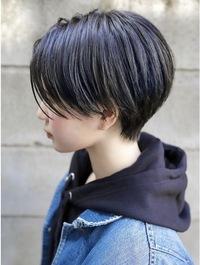 この髪型はハンサムショートですか?