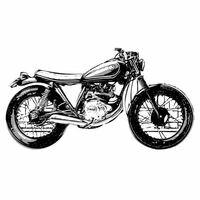 自転車の泥除けのカスタムについて質問です。 もし自転車の泥除けをモーターバイクのリアフェンダーくらいの10時50分くらいの角度にするとやはり泥は跳ねますか? なんか長過ぎてカッコ悪いのとタイヤが見えづらいのでメンテナンスしにくくてモーターバイクくらいの長さだったら丁度良いのにと思いまして。 ただ服が汚れるのも嫌なんです。 泥除けは短いほどかっこいいなと思います。 そういうのを考慮したギリギリ...