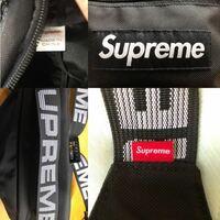 このsupremeのウエストバッグは本物ですか?それとも偽物ですか?全然詳しくないのでわかる方は教えて下さい!ちなみにmade in Chinaって書いてあるので偽物だと思うのですが。