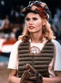 ジーナ・デイビスという女優さん覚えてますか?  ザ・フライ テルマ・ルイーズ プリティ・リーグ カットスロートアイランド ロング・キス・グッドナイト なんかで活躍してた人です。 とにかくいつも美人役...
