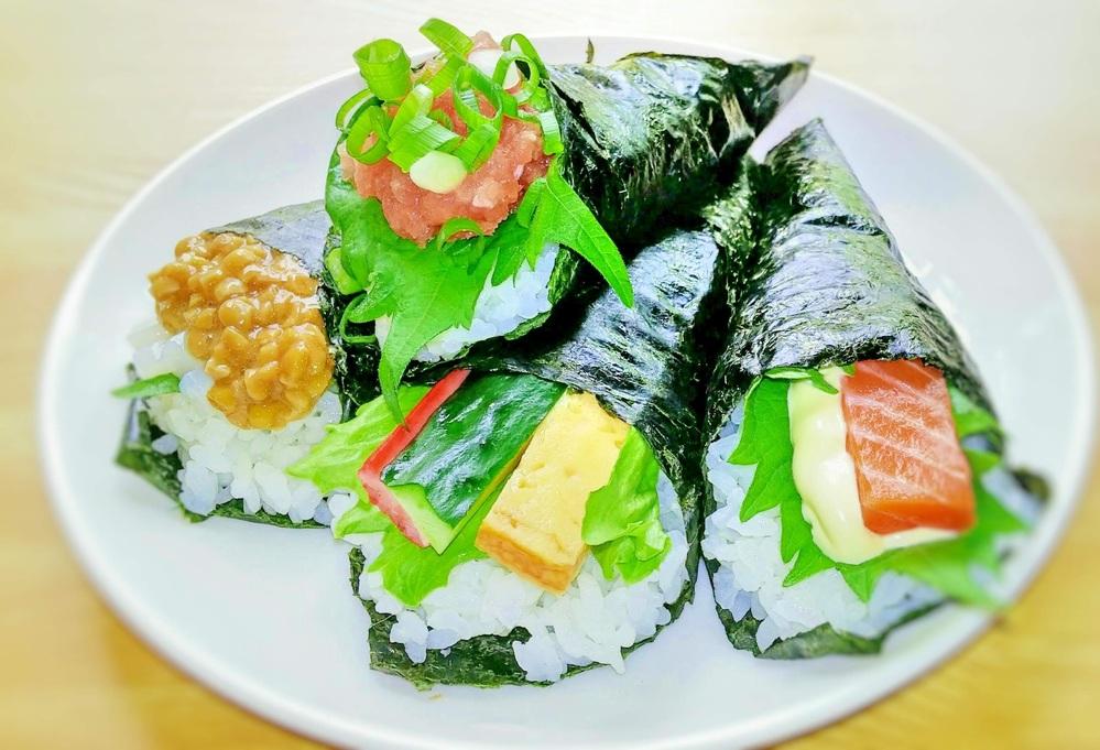 手巻き寿司の具で一番好きなのは何ですか?