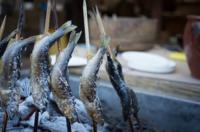 鮎は、塩焼き以外の選択肢が思い付かない… …  何か他に鮎を使った料理ってあるの?   まぁ、もちろんあるよね(^o^ゞ
