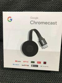 グーグルクロームキャストGoogle Chromecastについて質問です。第二世代、第三世代とあるそうですが、この写真はどちらなのか教えていただきたいです。パッケージを読んでも検索してみても分かりませんでした。よろ しくお願いいたします。