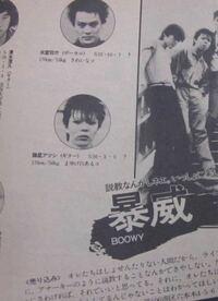 氷室京介さんの身長170cmというのは妥当な数字だと思いますか?