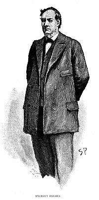 シャーロック・ホームズは小説の他、テレビや映画など様々な形式で放映等されてます。  多くの作品の中で、兄マイクロフト・ホームズ (Mycroft Holmes)の適役は誰だと思いますか?