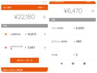 電話料金で 1万4千円って書いてあって 開くと6千円って書いてあって この謎の8千円はなんですか?