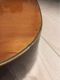 ジャンク品ギターを買いました。 こういった黒い部分の汚れを落とすにはどうすればいいですか?