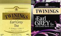 トワイニングの並行輸入品について。 いままでトワイニングのアールグレイを何度か買いましたが、薄くて好みではありませんでした。  先日友人の家で出された紅茶がビックリするほど美味しく、メーカーを聞いてみ...
