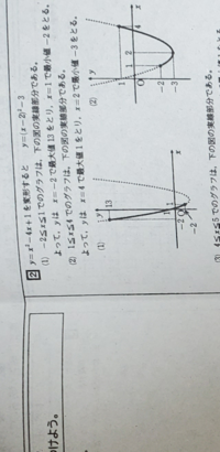 (1)の最大値と最小値はどういう計算で求められるですか?