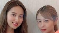 斉藤優里、衛藤美彩との2ショットは、ちょっと斉藤有利ですか?