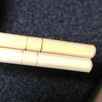 丸いタイプの割り箸の上部の、この溝はなんのためについているのですか?