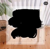 インスタでよく見るこのような文字の周りを透明な四角や長方形の枠をつける加工ってどのアプリでどのようにやったらできますか?
