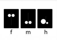 トイレのマーク 女=f 男=m 意味  こんにちわ。 fとmはわかるのですが、hは何の頭文字でマークはどういう意味でしょうか?こんなわかりにくいトイレは嫌です!