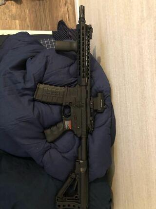 G&amp,GC16 WARTHOG 12,cm16srl,銃,m4っぽい,名前,フォアグリップ