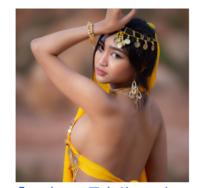最近よく見るアジアで最も美しい顔ランキングの広告のこの人好きなんですけどだれなんでしょうか?