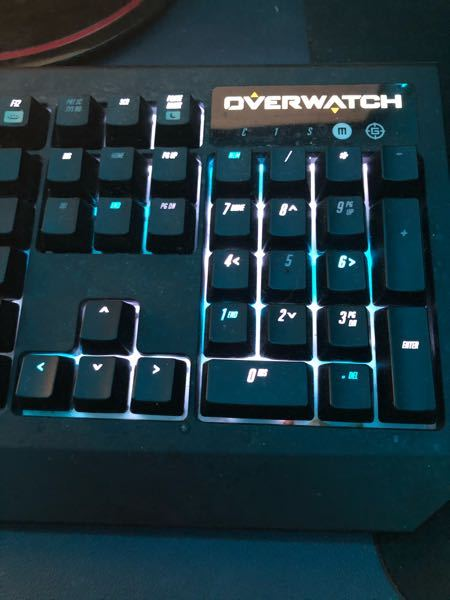 質問です この部分のみのキーボードって存在しますか?あったら教えて欲しいです