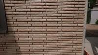 パナホームの外壁ですが、これはキラテックタイルというものですか? この外壁にエアコン用の穴を開けるにはサンダーなどで切るのがベストでしょうか?