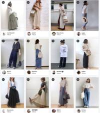 最近の女のファッションが総じてダボダボで暑苦しいのは何故でしょうか?地味でダサい、芋っぽい、もさ苦しい