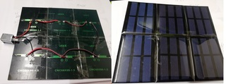 ソーラー,モーター,パネル,配線,6ボルト