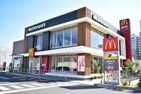 マクドナルドって写真のような独立した店舗とショッピングモールなどのテナントってどっちが多いのでしょうか?
