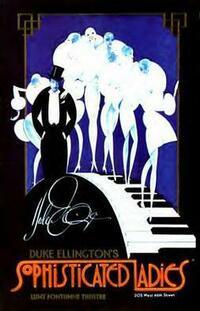ソフィスティケイテッド・レディーズというミュージカルは、ブロードウィエでいつ頃上演されていたのですか?