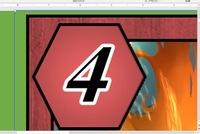 """パワーポイントで画像を作っているのですが、困っている事があるのでご教授下さい。  添付した画像中の赤色の部分は「図」です。青い枠は「図」の""""枠(本来は薄い線)""""、スライドに背景は緑色 です。この「図」はパワーポイント上で「図形」を組み合わせてそれを「図」としてコピペした物です。その際、コピペ後の「図」の黒い縁から離れた場所に""""枠""""が出てきてしまいます。実寸で「図」を利用したいのですが、「..."""