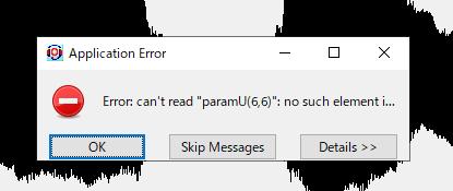 OREMOでoto.iniが作れません。 OREMOでUTAU音源を録っていたのですが、全て録り終わりoto.iniを作ろうとしたら 画像のようなエラーが出ます。 最初にiniファイルを作ろう...