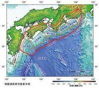 南海トラフ地震が3.11を遥かに上回る勢いで襲ってきたら四国・九州の太平洋側、沖縄は壊滅ですか? 内陸も危篤状態でしょうか? それと北日本(北海道・東北)はどうなりますか?