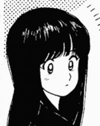 この娘、名前何ていうんですか? 少女漫画?