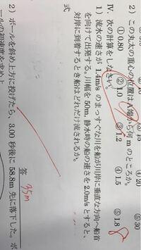 高校物理 途中式込みでできるだけ詳しくお願いします(><)