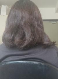 縮毛矯正かストパで迷っています。 現在、伸ばせば胸上くらいまで髪の毛があるのですが、元々くせ毛ということもありうねりにうねりまくっています。(写真あり)  ボブにしたいと思っているのですが、縮毛矯正+ボブかストパ+ボブ、どちらがいいのか分からず迷っていて、美容室もどこにしようか迷っているので相談した次第です。  今までで2回縮毛矯正しています。  これは縮毛矯正かストパどちらが良いでしょうか?