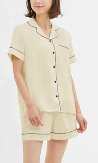 guのサテンパジャマ(白)の下着はどのようなものにすればよいでしょうか…?透けてしまいます…
